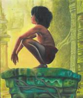 Mowgli by ErikaSuMe