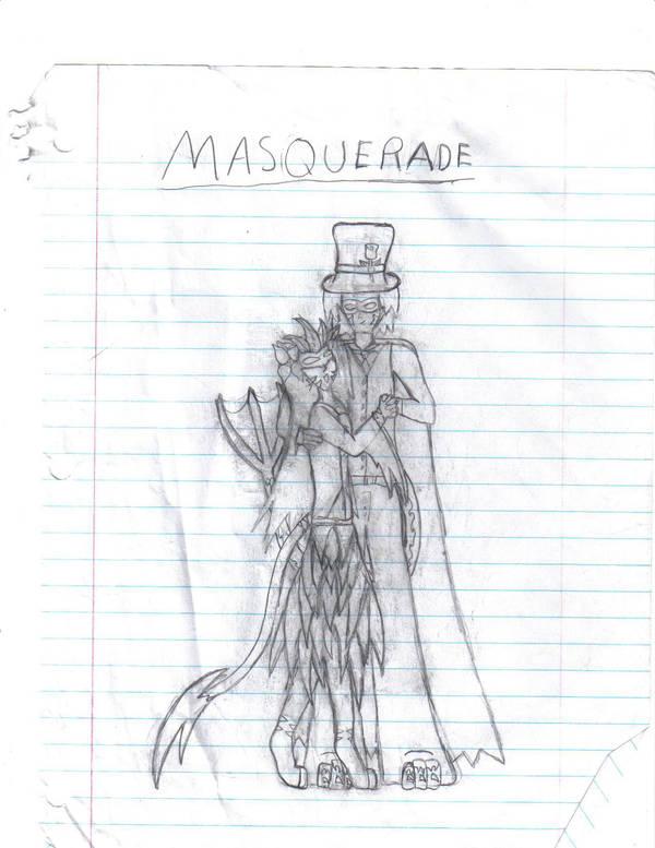 Masquerade by MistressInsanity
