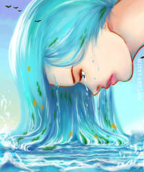 A Sea of Thoughts by MissyAsylum