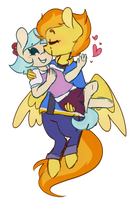 My Strange Ship: CocoFire by BubaIuv