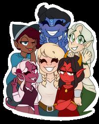 Squad by BubaIuv