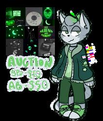 Furry OC Auction! by BubaIuv