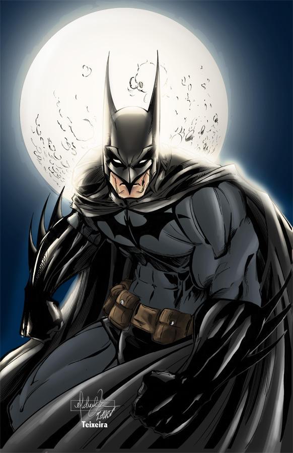 Turners Batman Commission by beretta92