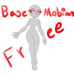 Base girl mobian free by Bigmom30