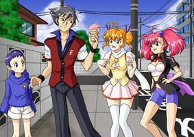 Anime Industry-Tan Entry by Kurumi-Lover