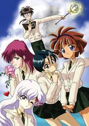 The Magic User's Club! by Kurumi-Lover