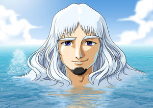 Commission: Umiki by Kurumi-Lover