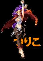 Halloween Tsuriko III by Kurumi-Lover