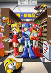 Shopping Day by Kurumi-Lover