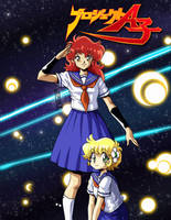 Draw Fridays - Week 7: Sailor Uniforms by Kurumi-Lover