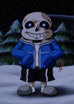 Commission: Sans by Kurumi-Lover