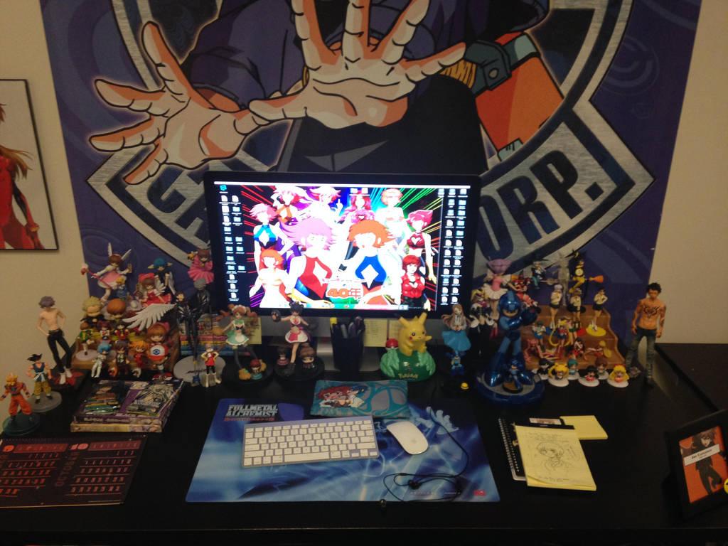 Desk2 by Kurumi-Lover
