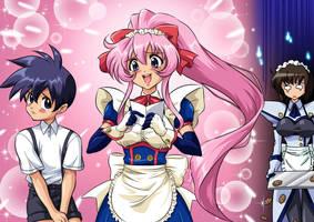 Draw Wednesdays - Week 14: Valentine's Day by Kurumi-Lover