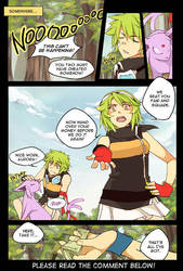POKEMON: Enter the twins by finni