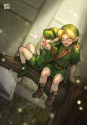 LoZ: One Last Song by finni