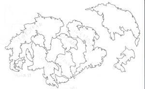 Map of Iondaak by StrangeStickmanStuff