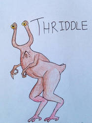 Thriddle by StrangeStickmanStuff