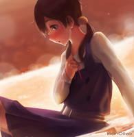 Tama-chan by RlanOliva