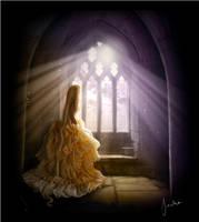 Rapunzel by ferinyae