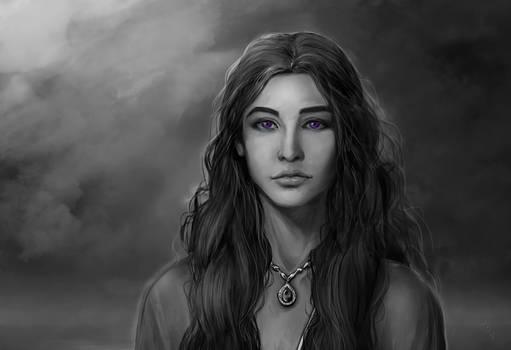Ashara Dayne by lucife56