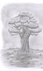 Baum a by oswin-drawings