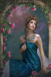 Rose of Cairo by Lotta-Lotos