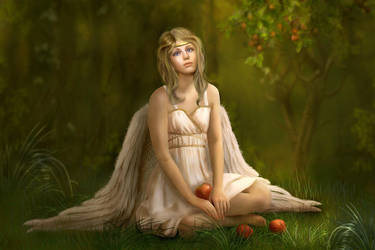 Angel by Lotta-Lotos