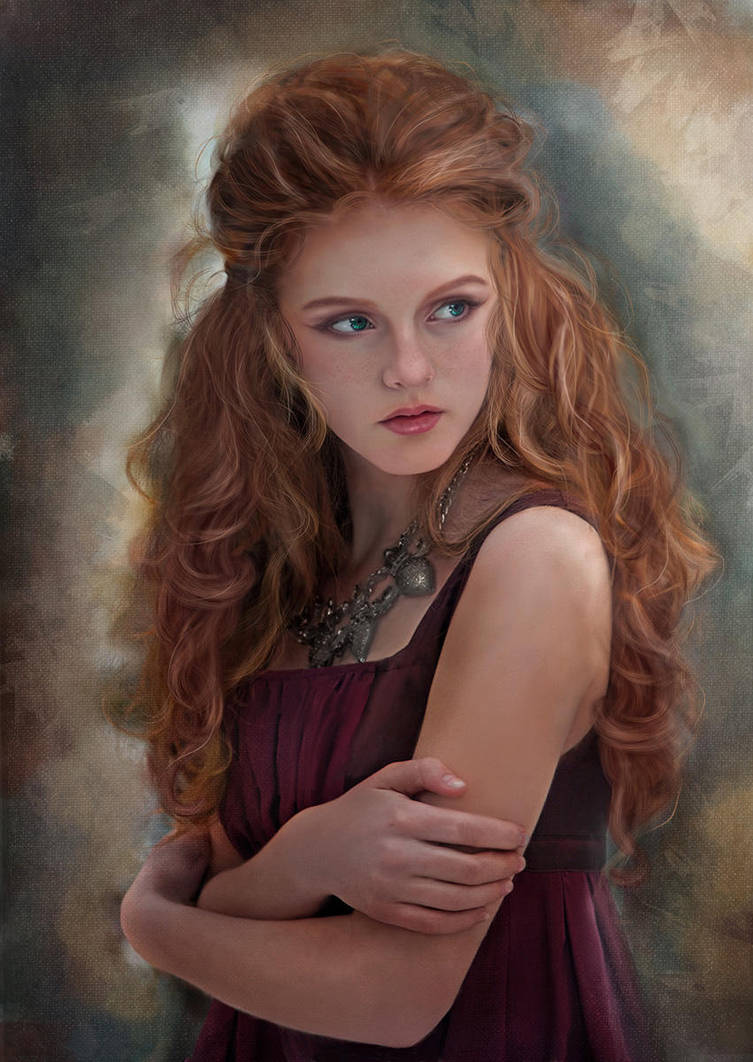 Redheaded by Lotta-Lotos