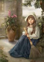 Cinderella by Lotta-Lotos