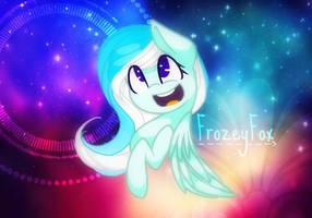 Art Trade with FrozeyFox by Nazliarc
