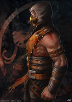 Scorpion 2016 by hunky-dory-artist