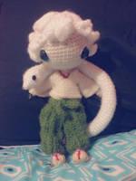 Crochet Mizuki by brightdarkness7