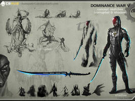 dominance war concepts by danyiart