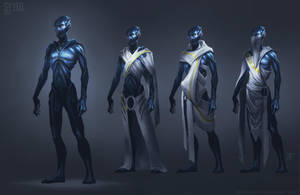 Sy'yed male concept by danyiart