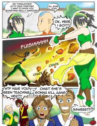 ATLA::New Trick by CrimsonPumpkin