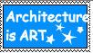 Architecture is art by ya5minie88