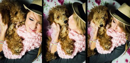 Puppy Love III by LexieJensen