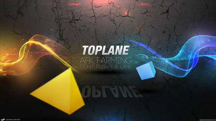 Wallpaper for toplaners League of Legends by dziufa