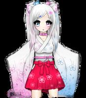 Request - Chieri Yuki! for MegaMikoyEX7 OC by Ririiyu
