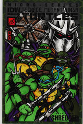 Tmnt Remark by darkartistdomain