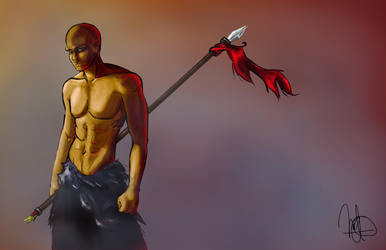 Last Warrior by M-nav