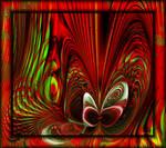 Festive gnarl by innac