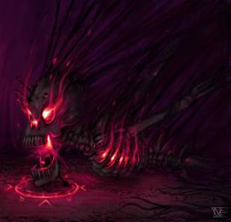 Bound To Darkness by Vablo