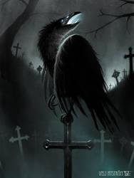 Spirit Of Grief by Vablo