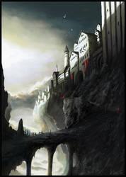 Mountain Kingdom by Vablo