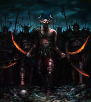 Demon Army by Vablo