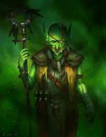 Plaguemaster by Vablo