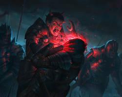 Demonic Intent by Vablo
