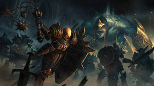 May The Darkness Be Consumed By Light - Diablo III by Vablo