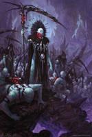 Blood Cult by Vablo